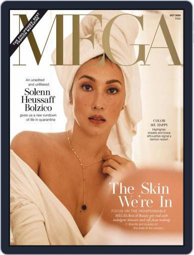 MEGA October 1st, 2020 Digital Back Issue Cover