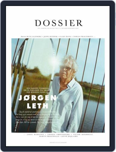 Dossier (Digital) October 1st, 2020 Issue Cover