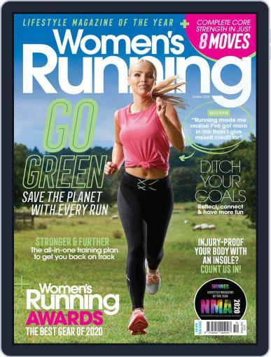 Women's Running United Kingdom (Digital) October 1st, 2020 Issue Cover