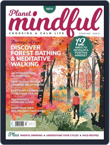 Planet Mindful October 1st, 2020 Digital Back Issue Cover