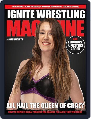 IGNITE Wrestling (Digital) September 1st, 2020 Issue Cover