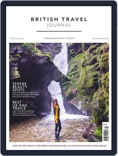 British Travel Journal (Digital) September 25th, 2020 Issue Cover