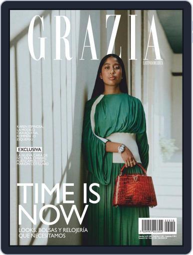 Grazia Lationamérica (Digital) October 1st, 2020 Issue Cover