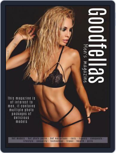 Goodfellas men's (Digital) October 1st, 2020 Issue Cover