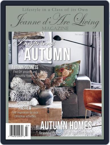 Jeanne d'Arc Living Denmark (Digital) August 31st, 2020 Issue Cover
