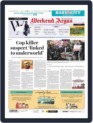 Weekend Argus Saturday (Digital) September 26th, 2020 Issue Cover