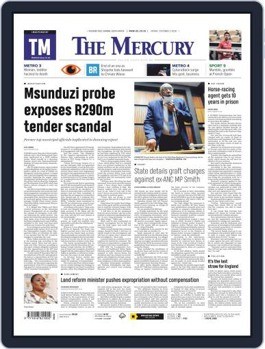Mercury (Digital) October 2nd, 2020 Issue Cover