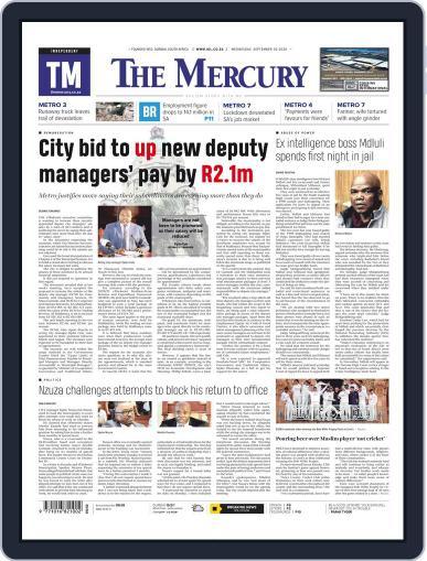 Mercury September 30th, 2020 Digital Back Issue Cover