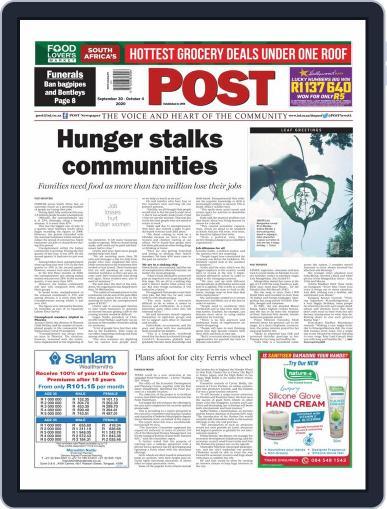 Post (Digital) September 30th, 2020 Issue Cover