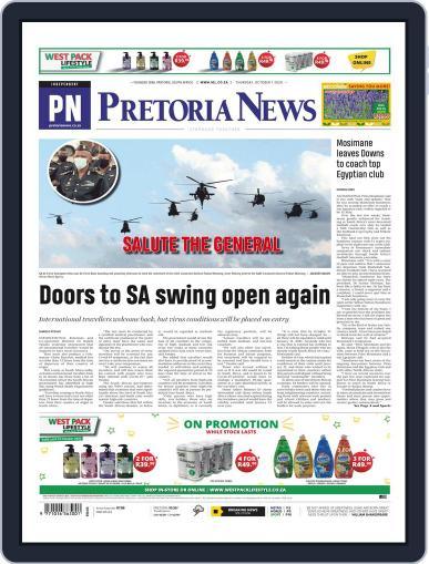 Pretoria News (Digital) October 1st, 2020 Issue Cover