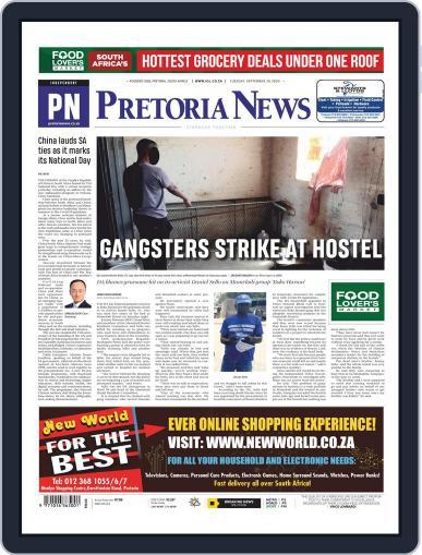 Pretoria News (Digital) September 29th, 2020 Issue Cover