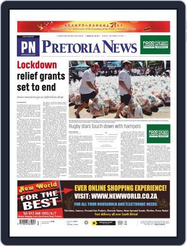 Pretoria News (Digital) September 28th, 2020 Issue Cover