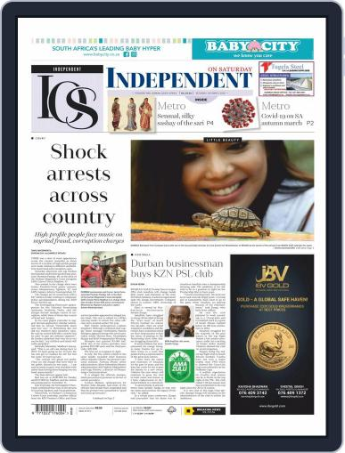 Independent on Saturday (Digital) October 3rd, 2020 Issue Cover