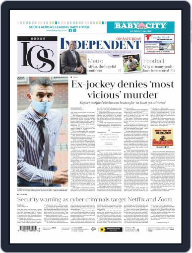 Independent on Saturday (Digital) September 26th, 2020 Issue Cover