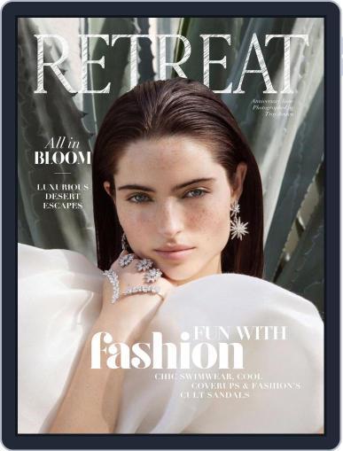 RETREAT Magazine (Digital) December 1st, 2020 Issue Cover