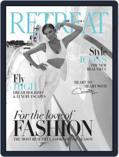 RETREAT (Digital) September 1st, 2020 Issue Cover