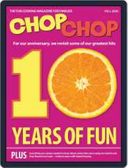 ChopChop (Digital) Subscription September 24th, 2020 Issue