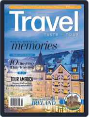 Travel, Taste and Tour Magazine (Digital) Subscription November 1st, 2020 Issue