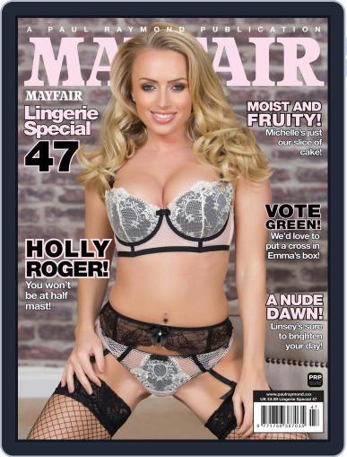 Mayfair Lingerie (Digital) October 2nd, 2020 Issue Cover