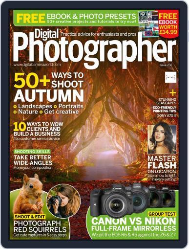 Digital Photographer November 1st, 2020 Issue Cover