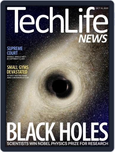 Techlife News (Digital) October 10th, 2020 Issue Cover