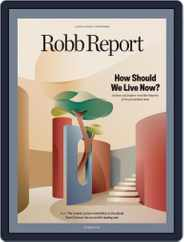 Robb Report (Digital) Subscription October 1st, 2020 Issue