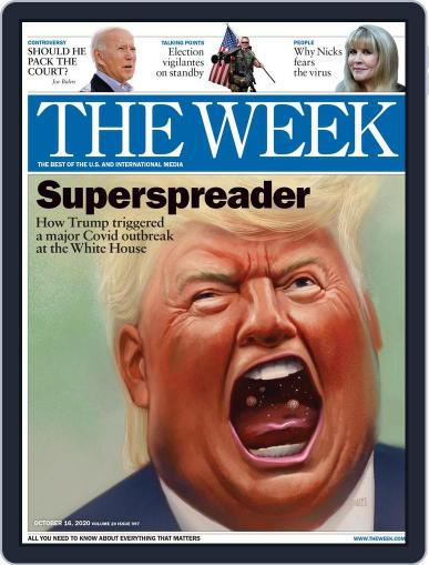 The Week October 16th, 2020 Digital Back Issue Cover