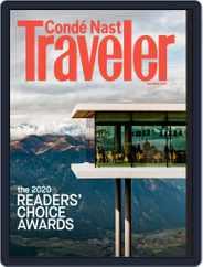 Conde Nast Traveler (Digital) Subscription November 1st, 2020 Issue