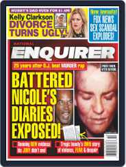 National Enquirer (Digital) Subscription October 19th, 2020 Issue