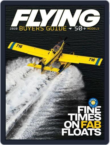 Flying November 1st, 2020 Digital Back Issue Cover