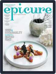 epicure (Digital) Subscription October 1st, 2020 Issue