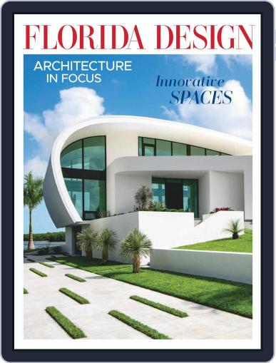 Florida Design – Digital Edition September 18th, 2020 Issue Cover