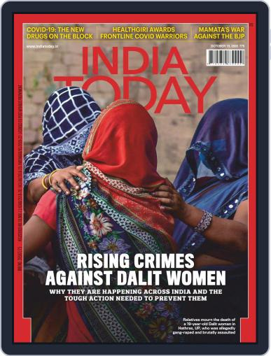 India Today (Digital) October 19th, 2020 Issue Cover