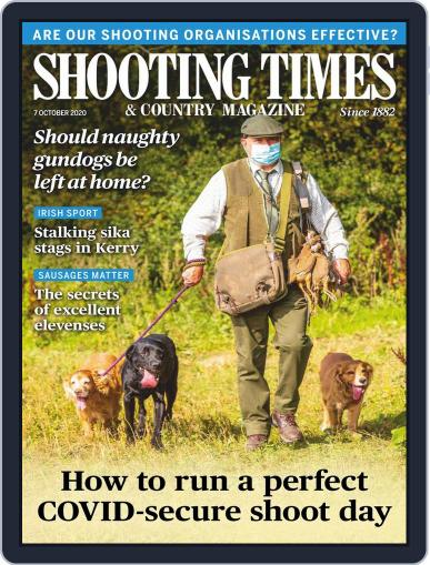 Shooting Times & Country October 7th, 2020 Digital Back Issue Cover