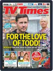 TV Times (Digital) Subscription October 10th, 2020 Issue