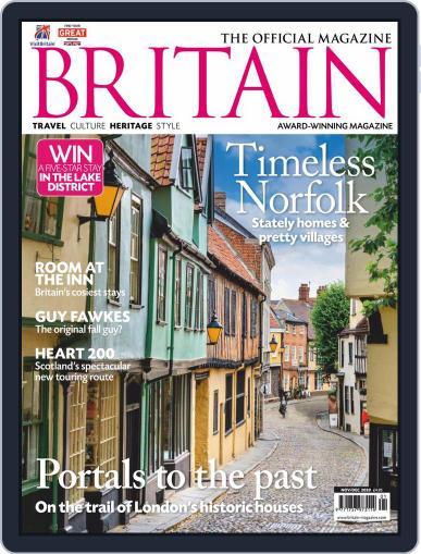 Britain (Digital) November 1st, 2020 Issue Cover
