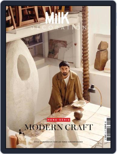 Milk Decoration October 1st, 2020 Digital Back Issue Cover
