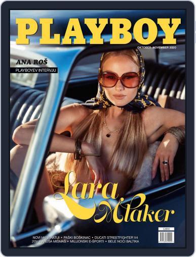 Playboy Slovenija (Digital) October 1st, 2020 Issue Cover