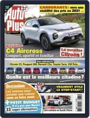 Auto Plus France (Digital) Subscription October 8th, 2020 Issue