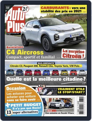 Auto Plus France (Digital) October 8th, 2020 Issue Cover
