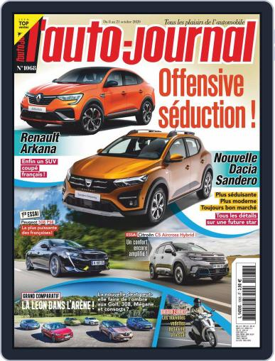 L'auto-journal (Digital) October 8th, 2020 Issue Cover