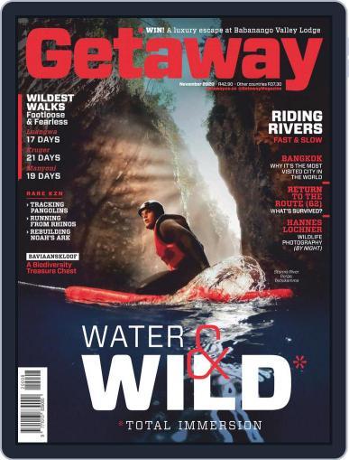 Getaway (Digital) November 1st, 2020 Issue Cover