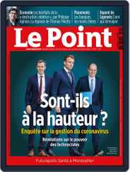 Le Point (Digital) Subscription October 8th, 2020 Issue