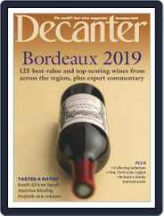 Decanter (Digital) Subscription November 1st, 2020 Issue
