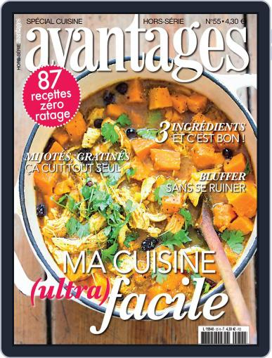 Avantages September 30th, 2020 Digital Back Issue Cover
