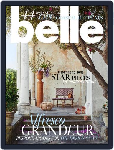 Belle November 1st, 2020 Digital Back Issue Cover