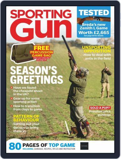 Sporting Gun (Digital) November 1st, 2020 Issue Cover