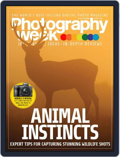 Photography Week (Digital) October 8th, 2020 Issue Cover