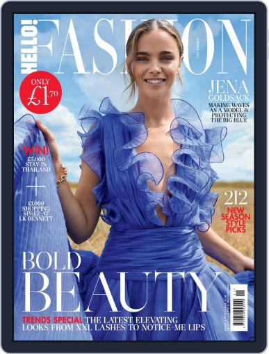 HELLO! Fashion Monthly (Digital) November 1st, 2020 Issue Cover