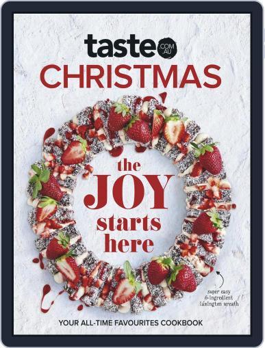 taste.com.au Cookbooks (Digital) September 1st, 2020 Issue Cover
